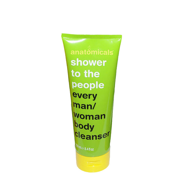 Anatomicals Shower To The People Grapefruit & Lemongrass Body Cleanser