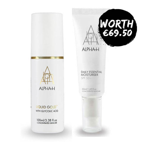 Alpha-H Anti-Ageing Essentials Duo - Alpha-H Liquid Gold & Daily Essential Moisturiser
