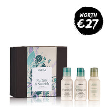 Aveda Nurture & Nourish Shampure Travel Essentials