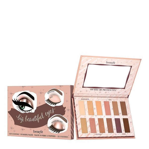 Benefit Big Beautiful Eyes Eyeshadow Palette | Benefit Eyeshadow Palette