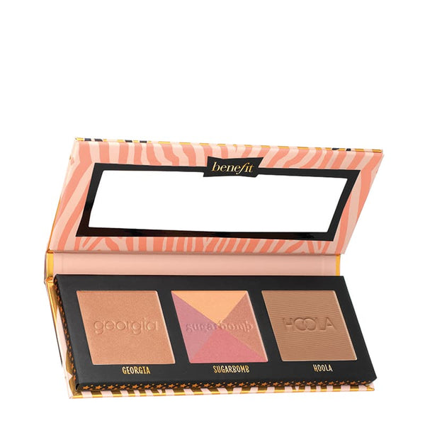 Benefit Cheek Stars Mini Reunion Tour - Mini Blush & Bronze Palette | Benefit Holiday 2020 | Christmas 2020