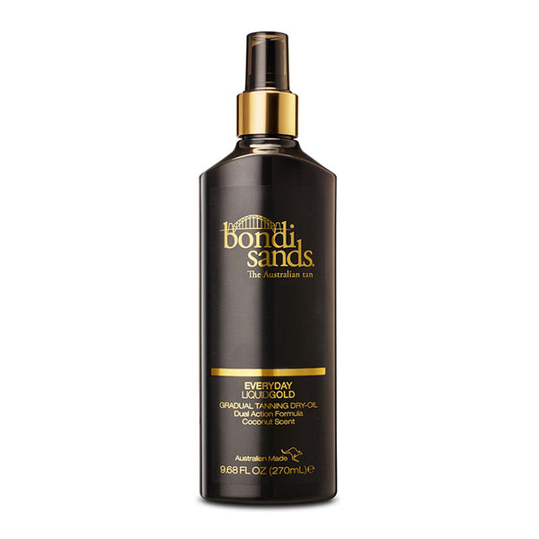 Bondi Sands Everyday Liquid Gold Gradual Tanning Dry Oil