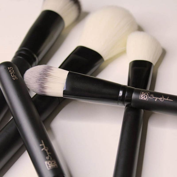 SOSU by Suzanne Jackson The Face Collection 5 Piece Brush Set