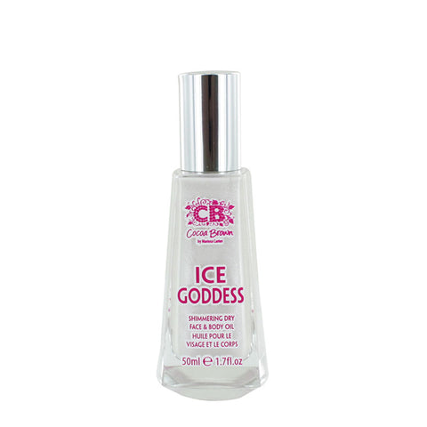 Cocoa Brown Ice Goddess Oil