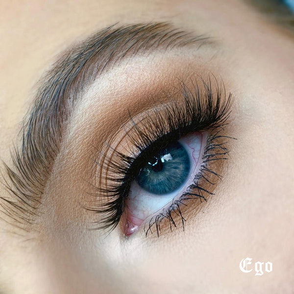 SOSU x Keilidh Urban Beauty Lashes - Ego
