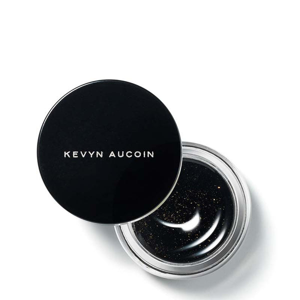 Kevyn Aucoin The Exotique Diamond Eye Gloss Black Gold Galaxy