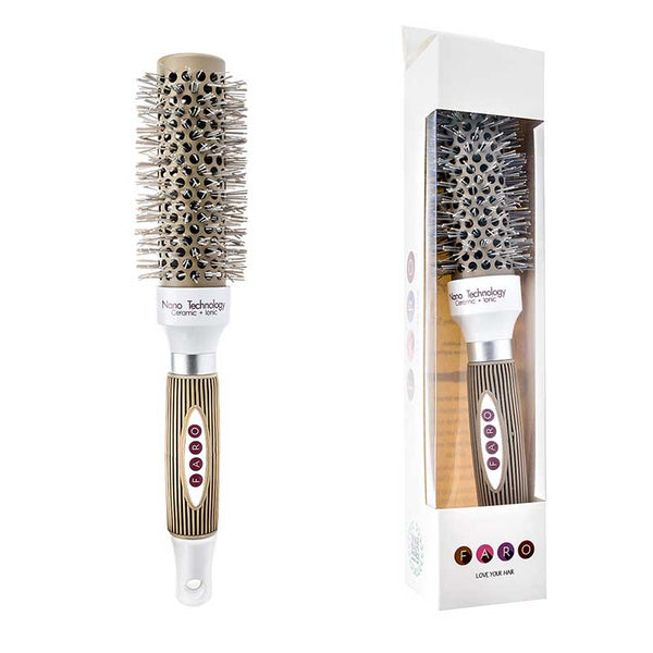 FARO Love Your Hair 32mm Ceramic Blowdry Brush