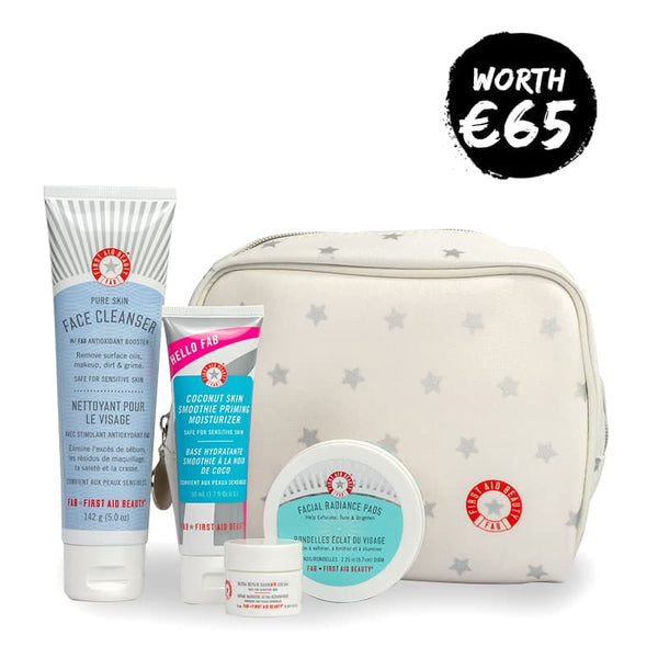 First Aid Beauty All Star Gift Set - Cloud 10 Exclusive | Christmas 2019