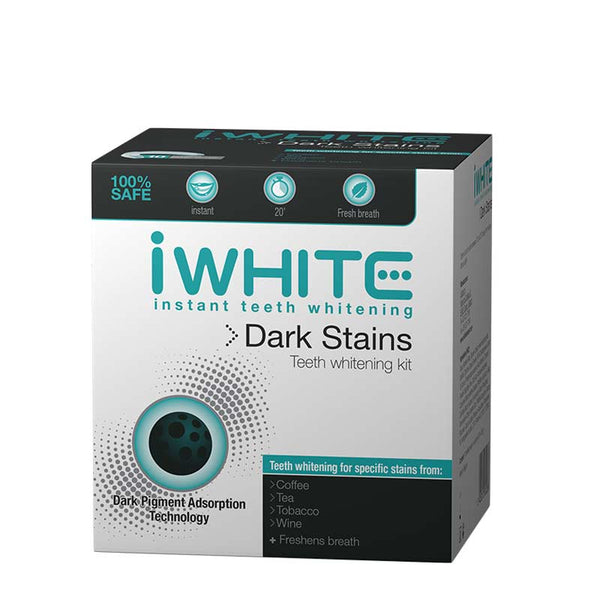 iWhite Dark Stains Teeth Whitening Kit