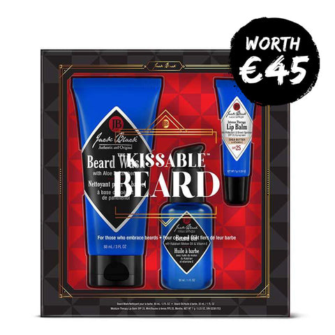 Jack Black The Kissable Beard Gift Set