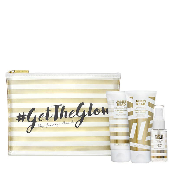 James Read Get the Glow Gradual Tan Kit