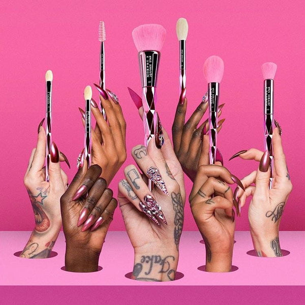 Morphe X Jeffree Star: The Jeffree Star Brush Collection