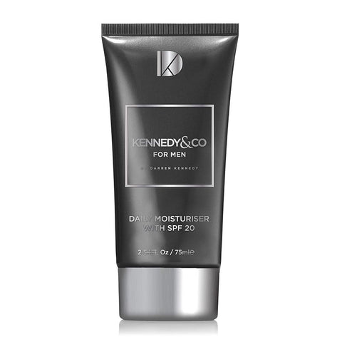 Kennedy & Co Daily Moisturiser with SPF20 | Kennedy & Co by Darren Kennedy
