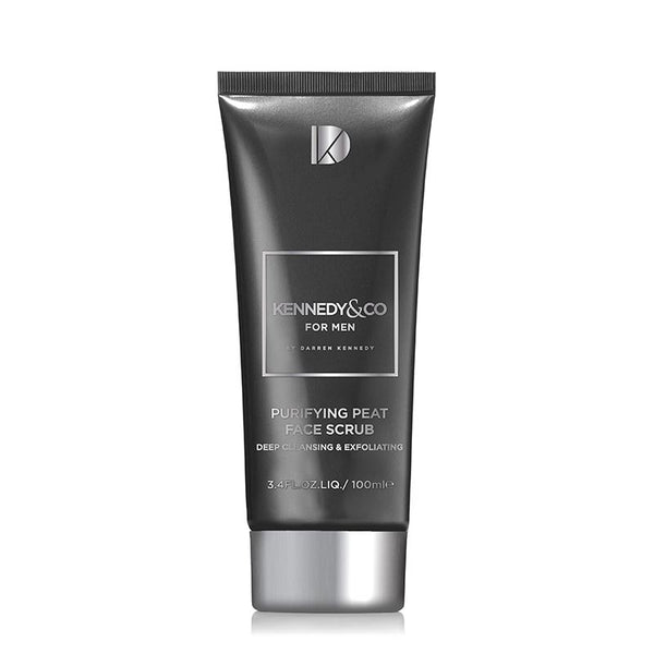 Kennedy & Co Purifying Peat Face Scrub | Kennedy & Co by Darren Kennedy