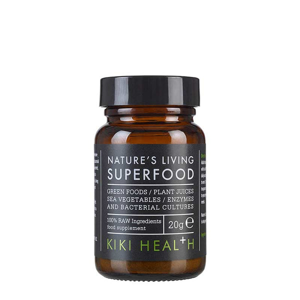 KIKI Health Nature's Living Superfood 20g