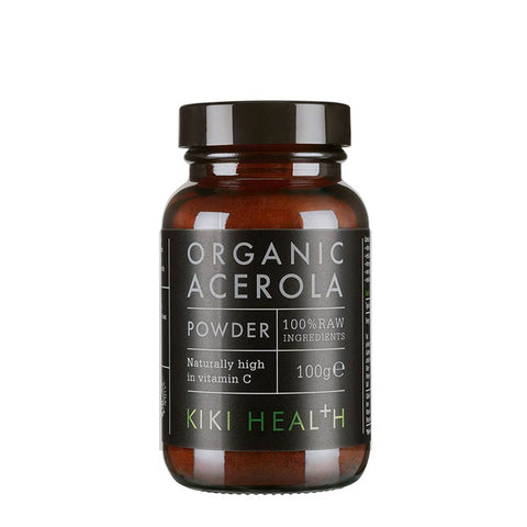 Kiki Health Organic Acerola Powder