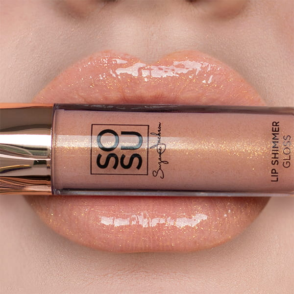 SOSU by Suzanne Jackson Let Them Talk... Lip Shimmer Gloss