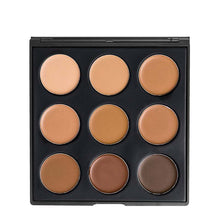 Morphe Color Warm Foundation Palette 9FW