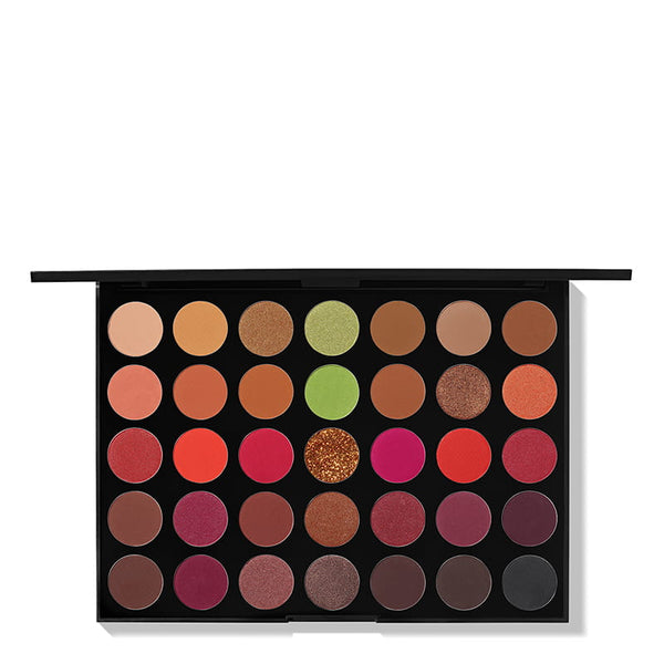 Morphe 35O3 Fierce by Nature Artistry Palette | Eyeshadow Palette
