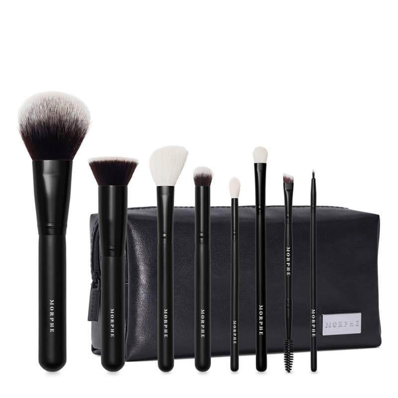 Morphe Get Things Started 8 Piece Brush Collection Morphe Brush Set Cloud 10 Beauty Morphe eyeshadow palettes are hot, hot, hot! cloud 10 beauty