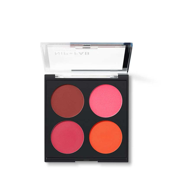 Nip + Fab Blush Palette - Blushed Brights