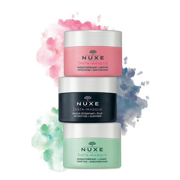 NUXE Insta-Masque Mini Mask Trio | Travel Size Face Masks