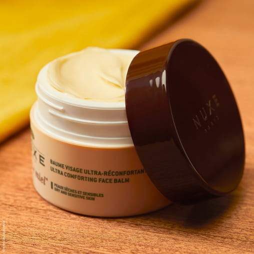 NUXE Reve de Miel Ultra Comforting Face Balm | Face Cream for Dry Skin