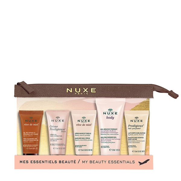 NUXE My Beauty Essentials Travel Kit 2019 | NUXE Travel Kit