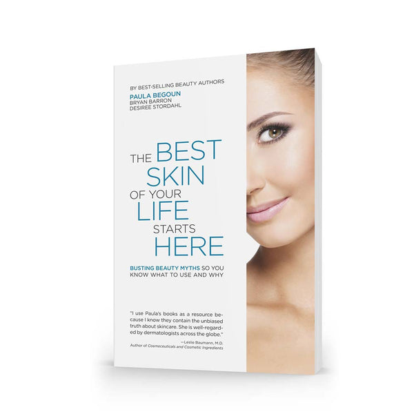 Paula's Choice The Best Skin Of Your Life Starts Here  Book GWP