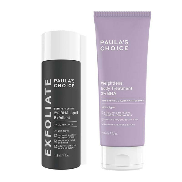 Paula's Choice Glow From Head To Toe Gift Set | Skincare Gift Set