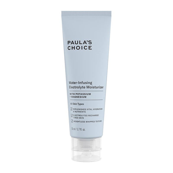 Paula's Choice Water-Infusing Electrolyte Moisturizer | Moisturiser for Dehydrated Skin