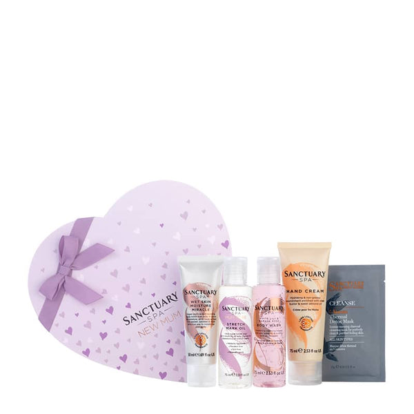 Sanctuary New Mum Box Of Treats Gift Set | gift for new mum