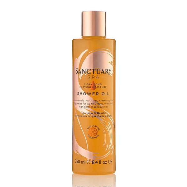 2 Day Long Lasting Moisture Shower Oil with FREE Hand Cream 30ml