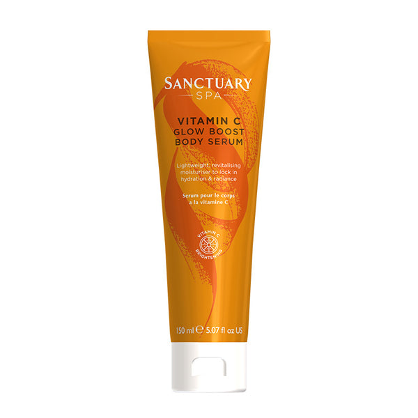 Sanctuary Vitamin C Glow Boost Body Serum | Body Cream