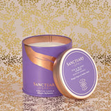 Fig & Black Amber Scented Candle