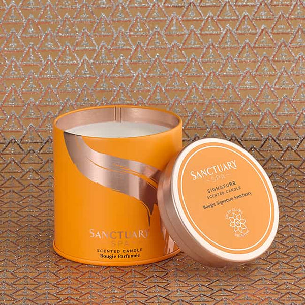 Sanctuary Signature Scented Candle