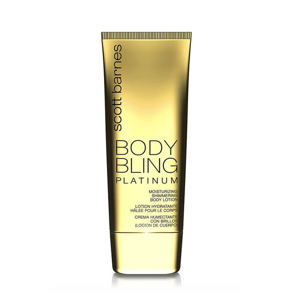 Scott Barnes Body Bling - Platinum | Gold Shimmer Body Lotion
