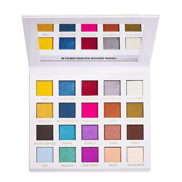 Scott Barnes Colour Bomb Eyeshadow Palette | Eye Palette