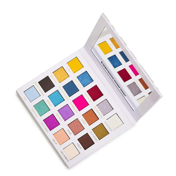 Scott Barnes Colour Bomb Eyeshadow Palette | Makeup Palette