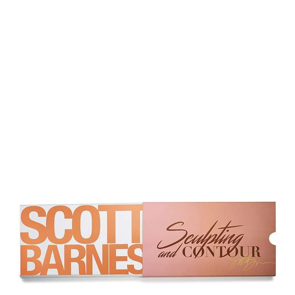 Scott Barnes Sculpting and Contour No 1 Contour Palette | Makeup Palette