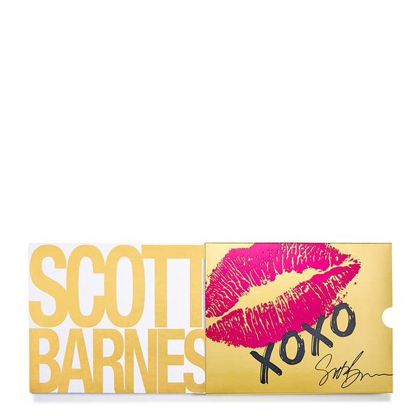 Scott Barnes Snatural No 1 Eyeshadow Palette | Neutral Eye Palette