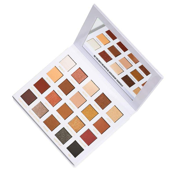 Scott Barnes Snatural No 1 Eyeshadow Palette | Natural eyeshadow colours