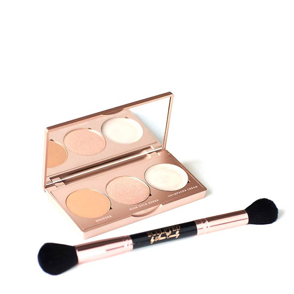 Sculpted by Aimee Connolly Rose Gold Edition Gift Set