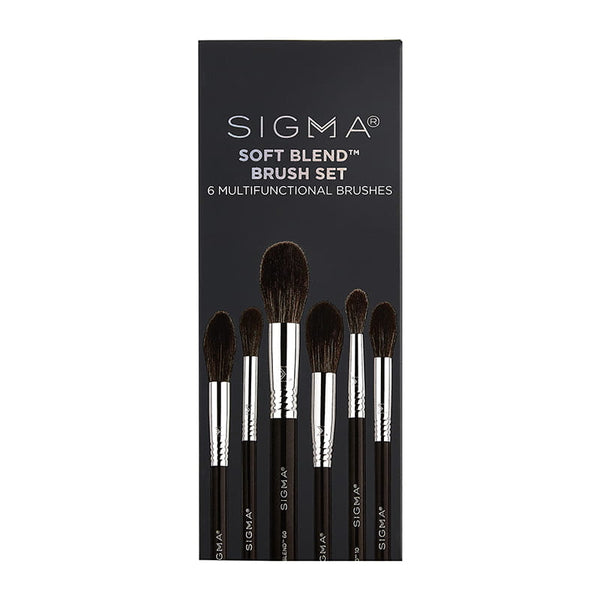 Sigma Beauty Soft Blend™ Brush Set | Makeup Brushes | Vegan