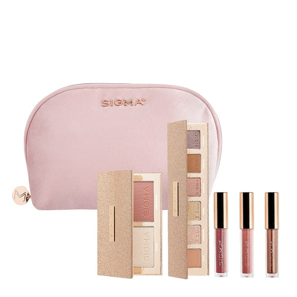 Sigma Beauty Rendezvous Makeup Collection Gift Set | Christmas 2020