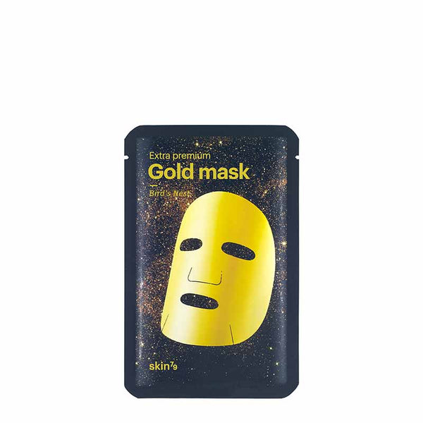 kin79 Extra Premium Gold Mask - Bird's Nest