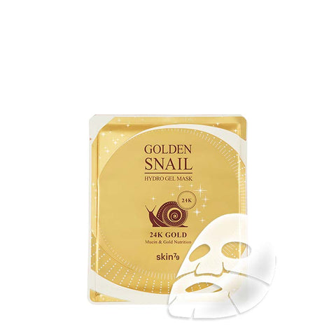 Skin79 Golden Snail Hydro Gel Mask - 24k Gold