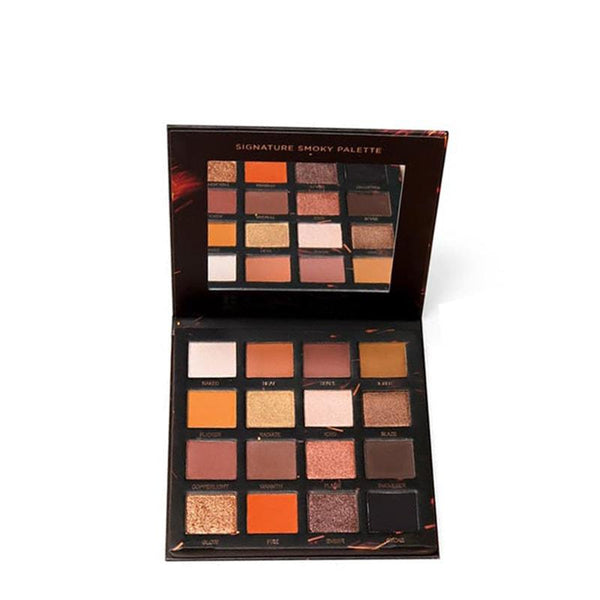SOSU Hot Fire Palette | Christmas 2019