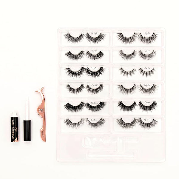 Lashes for Days Advent Calendar