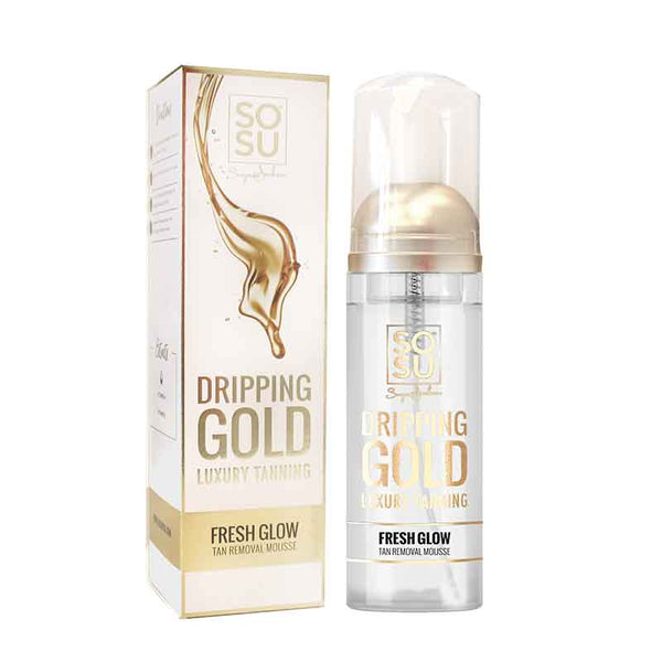 SOSU by Suzanne Jackson Dripping Gold Tan Removal Mousse